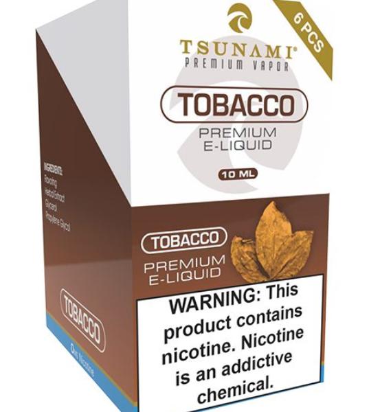 Tsunami E-liquid Tobacco