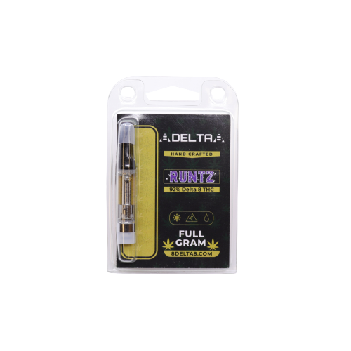 8DELTA8 Cartridge - Runtz