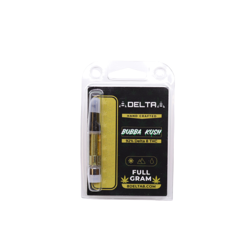 8DELTA8 Cartridge - Bubba Kush