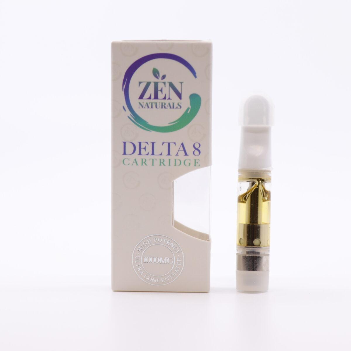 Zen Naturals Delta 8