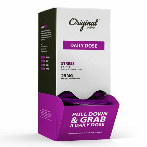 Original Hemp Stress Daily Dose
