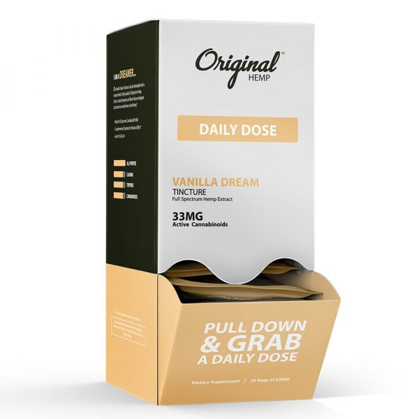 Original Hemp Daily Dose
