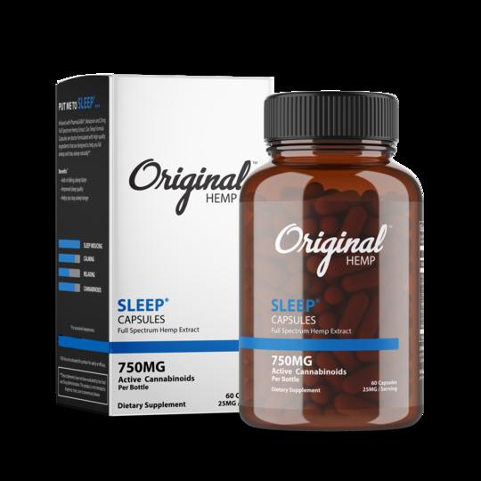 Original Hemp Sleep
