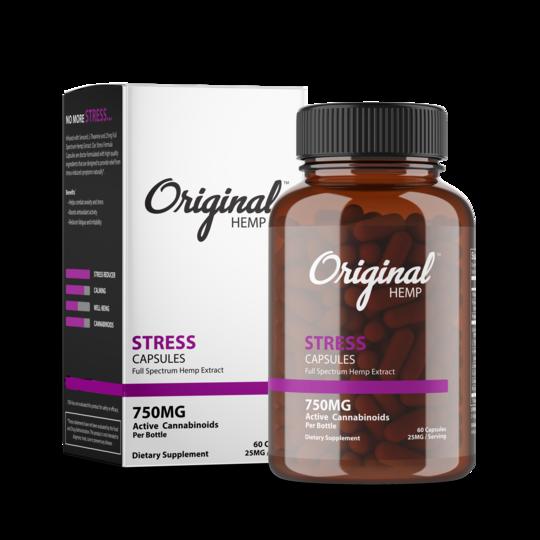 Stress capsules