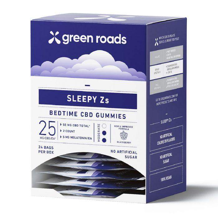 50mg Sleepy Z's