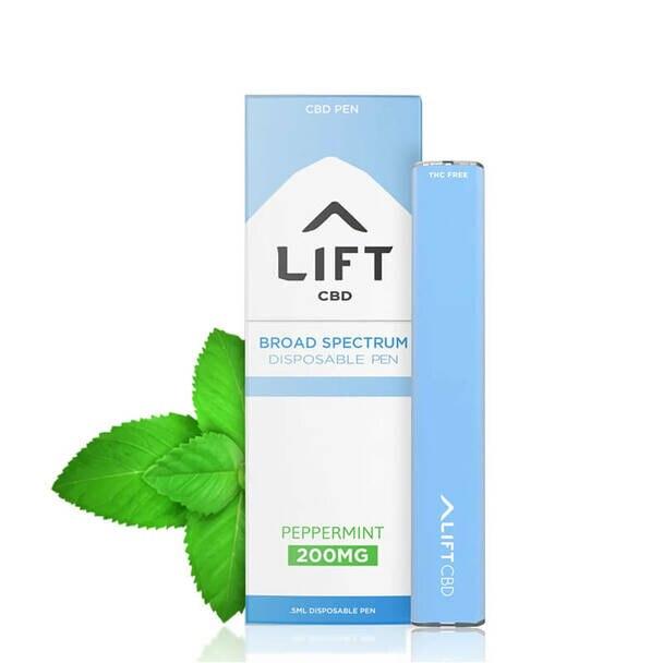 Lift CBD Peppermint