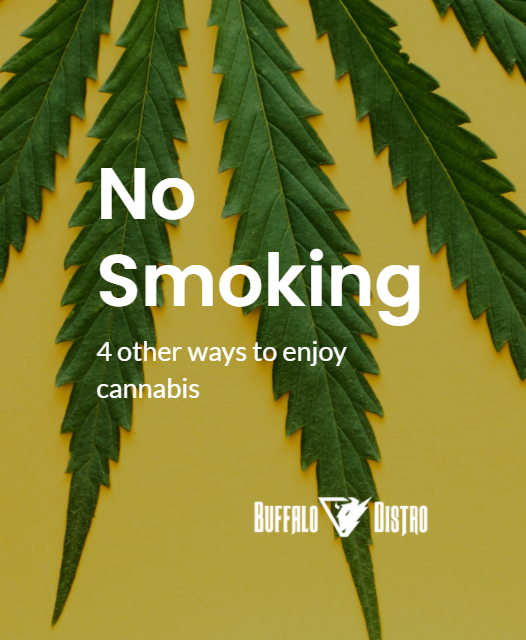 Smoke-Free Cannabis Life