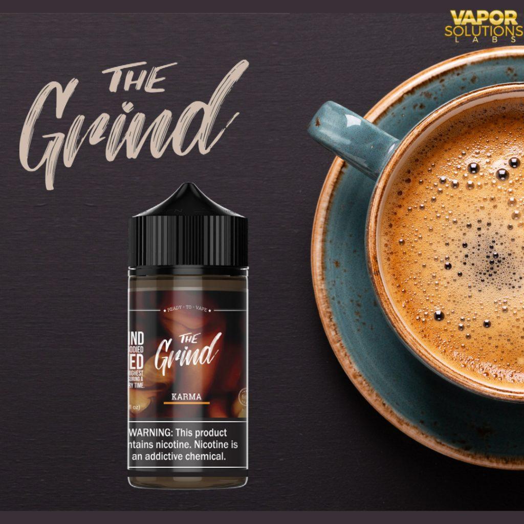 The Grind E-Liquid Line